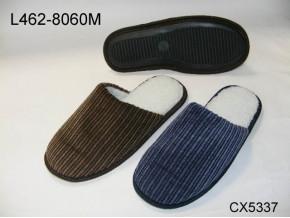 Men open back indoor slipper